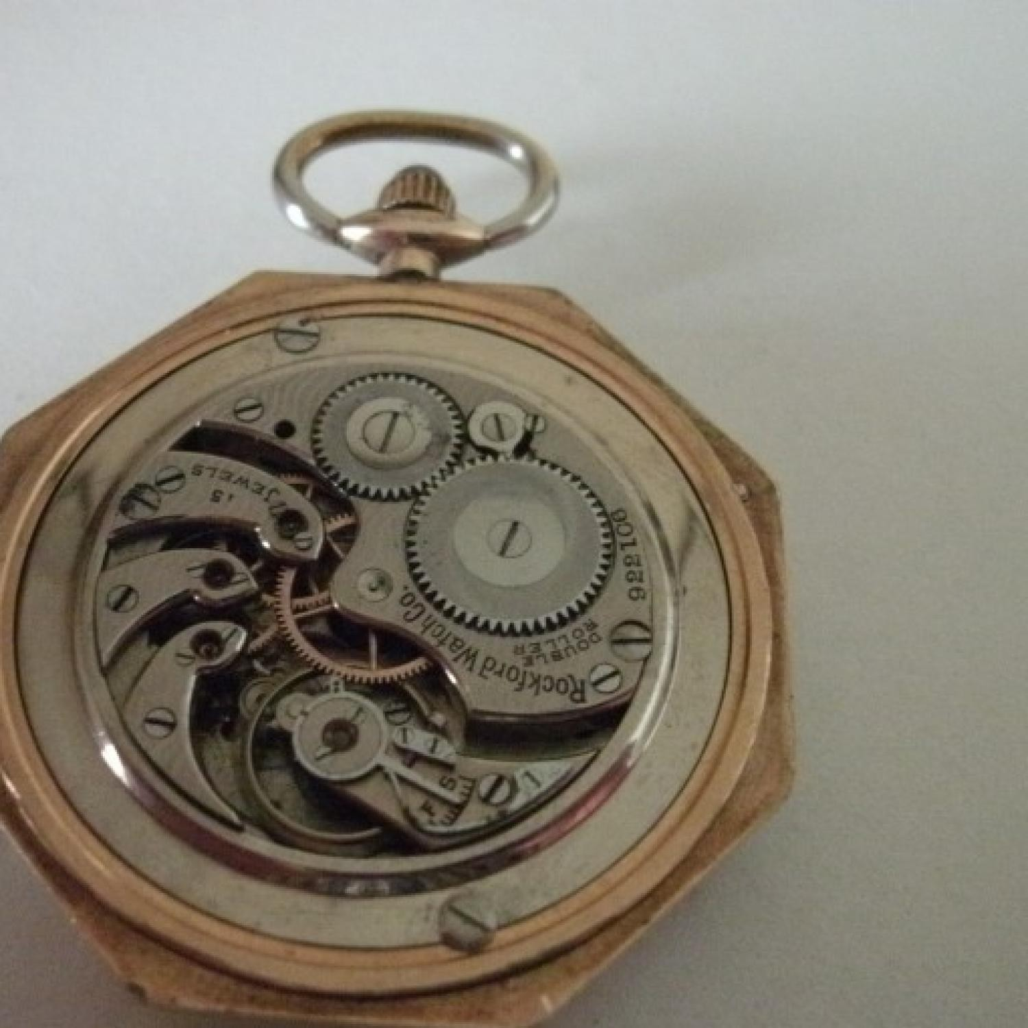 Image of Rockford 184 #922106 Movement