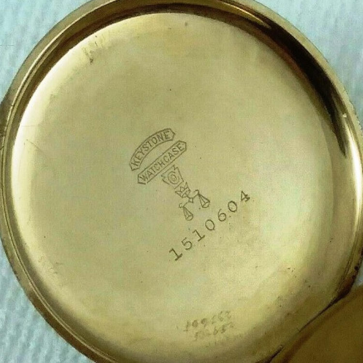 Image of E. Howard Watch Co. (Keystone) Series 7 #1256402 Case