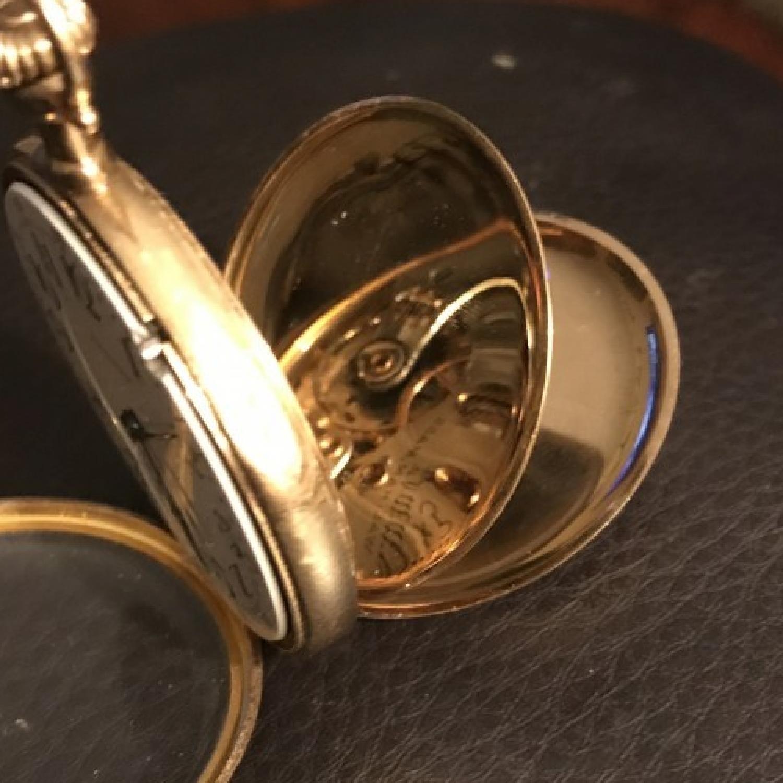 Image of Waltham No. 645 #18010930 Case