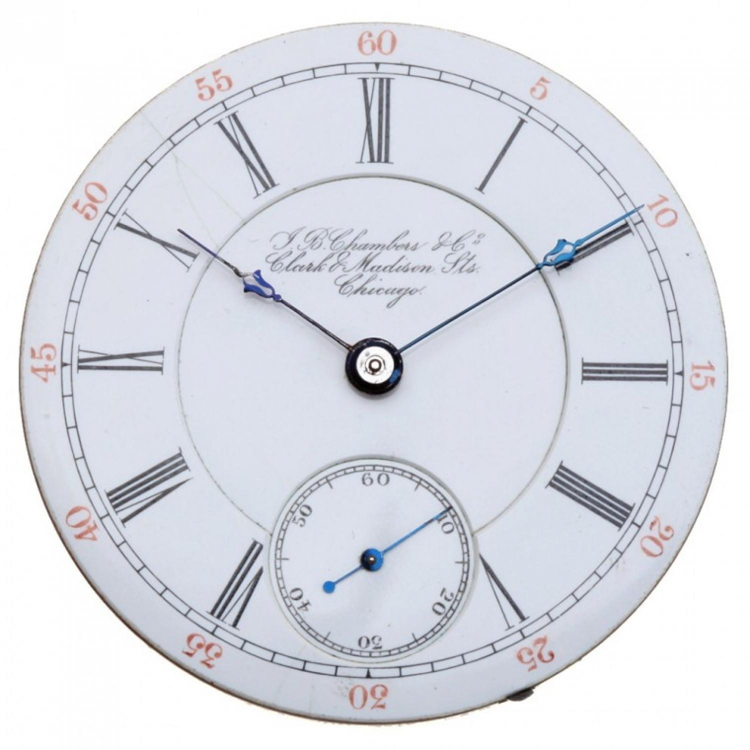 Image of Rockford 83 #327005 Dial