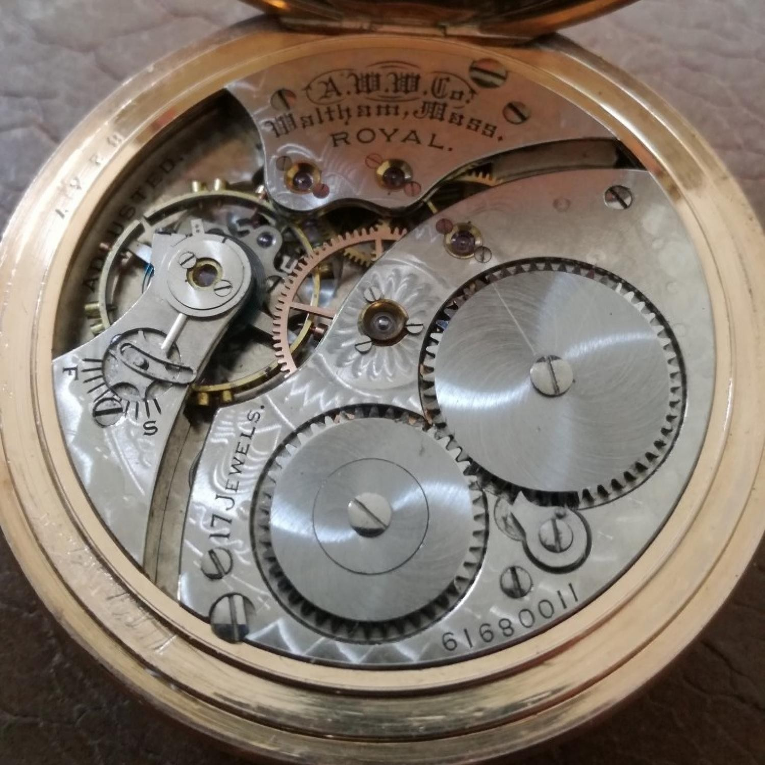 Image of Waltham Royal #11008919 Movement