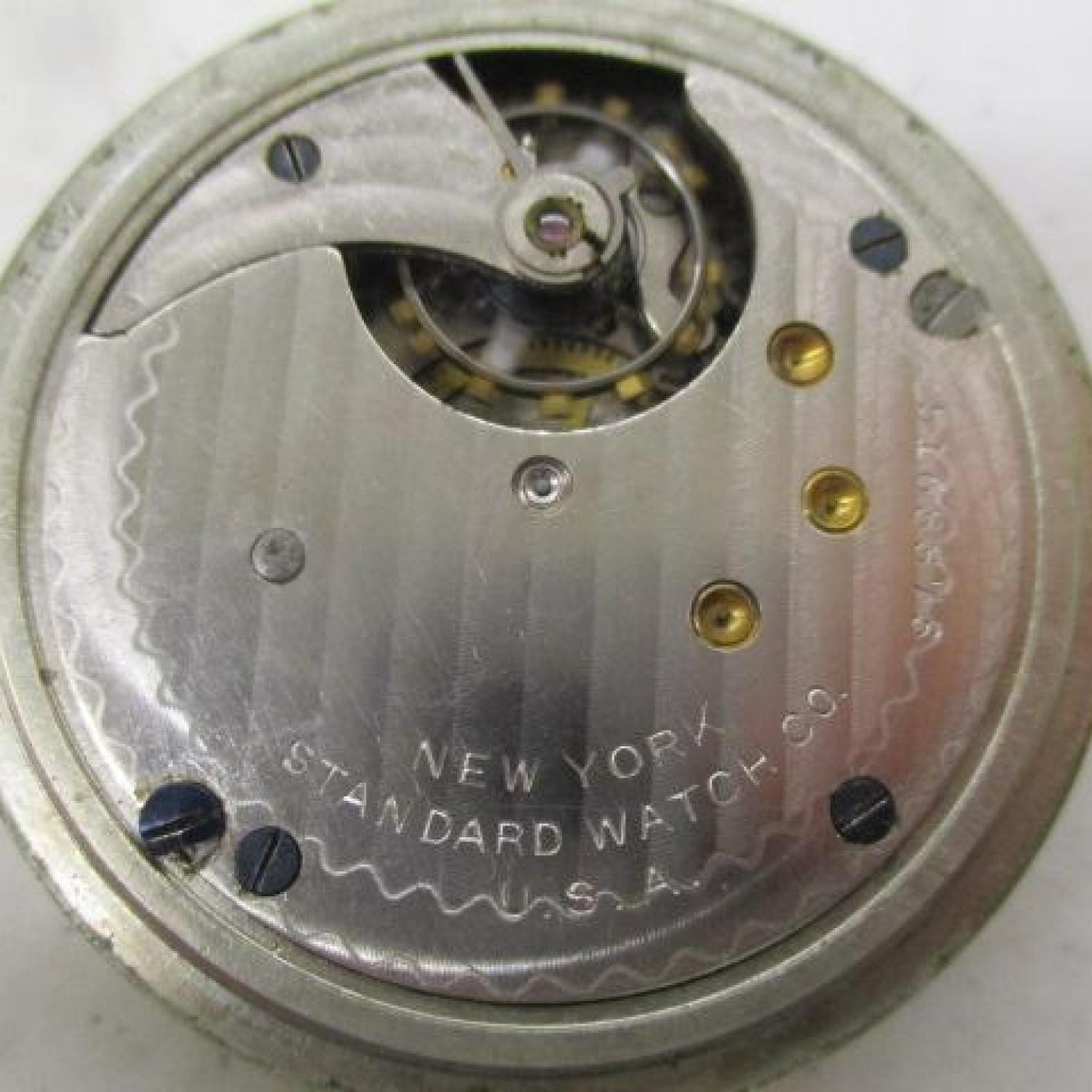 Image of New York Standard Watch Co.  #5163373 Movement