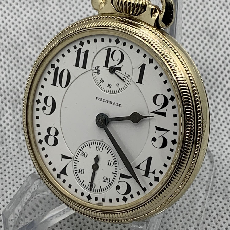 Image of Waltham Vanguard #19064381 Dial