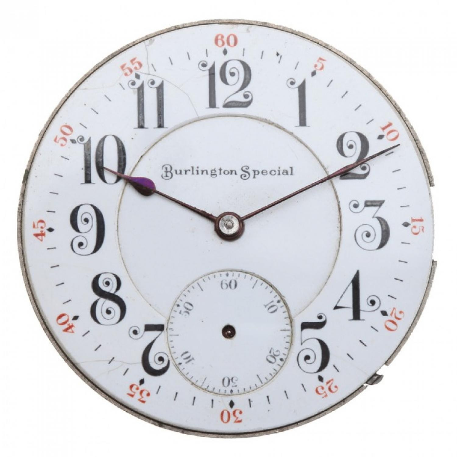 Image of Illinois 185 #2058978 Dial