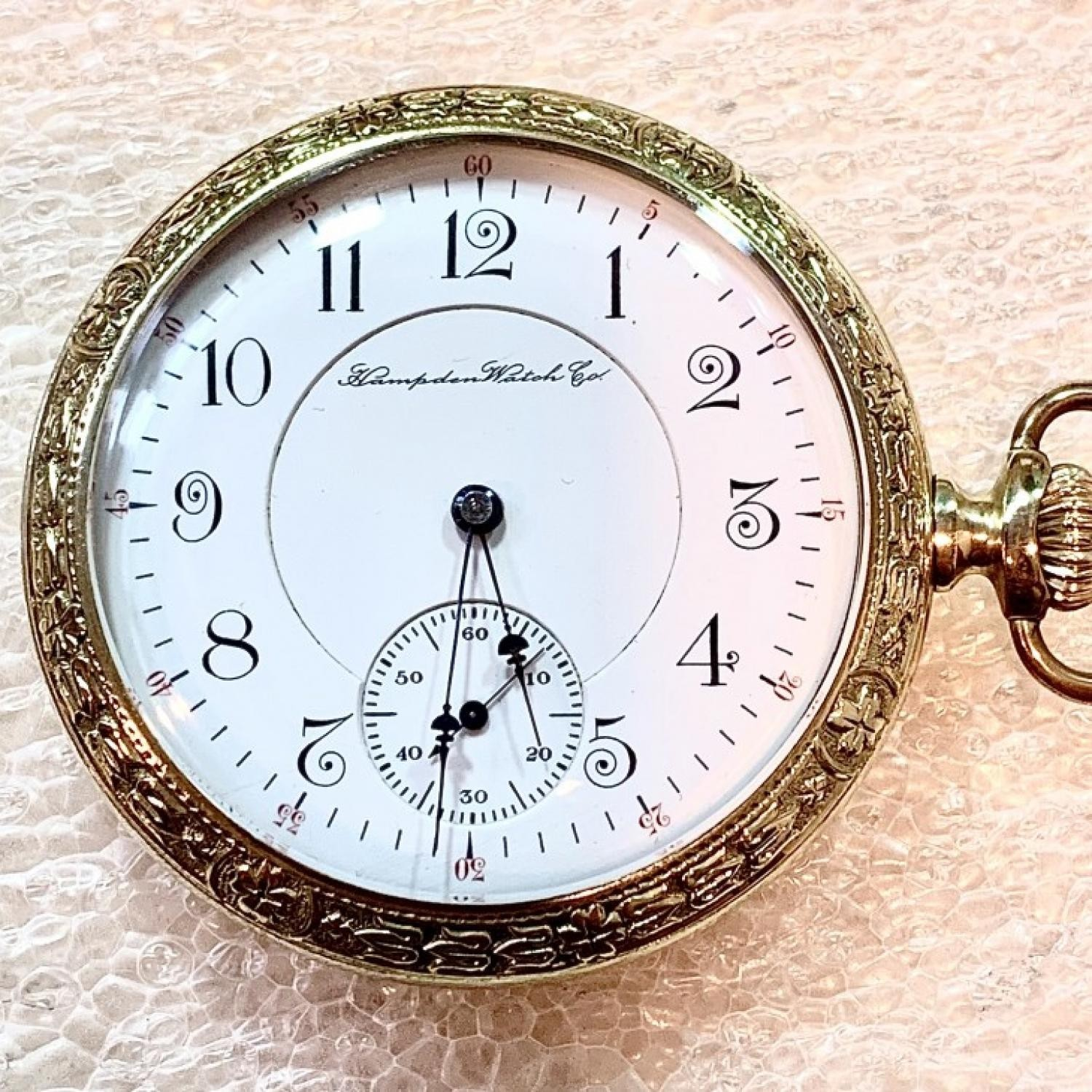 Image of Hampden Wm. McKinley #1792990 Dial