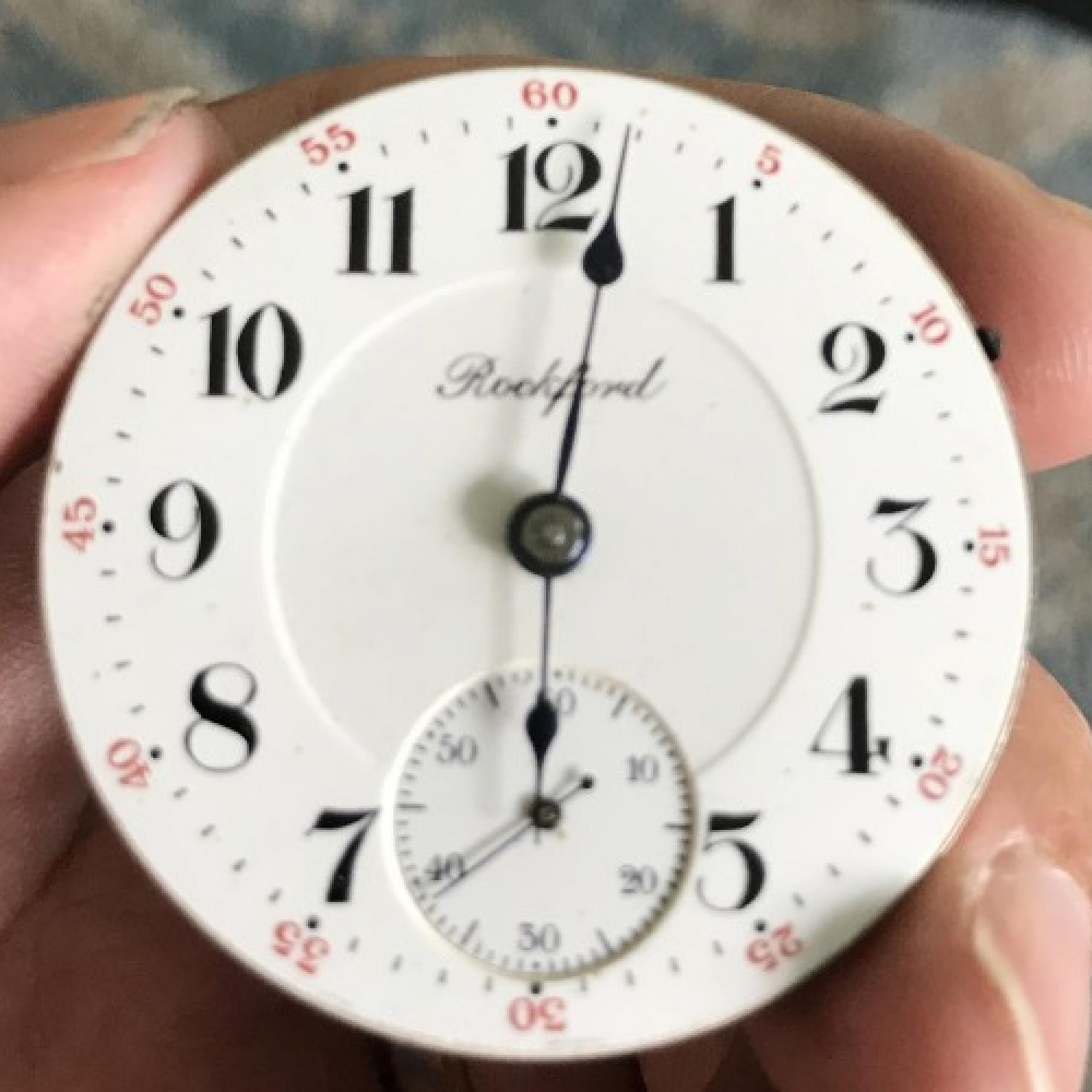 Image of Rockford 935 #911474 Dial