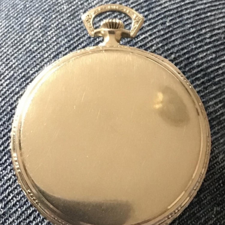 Image of E. Howard Watch Co. (Keystone) Series 12 #51558 Case