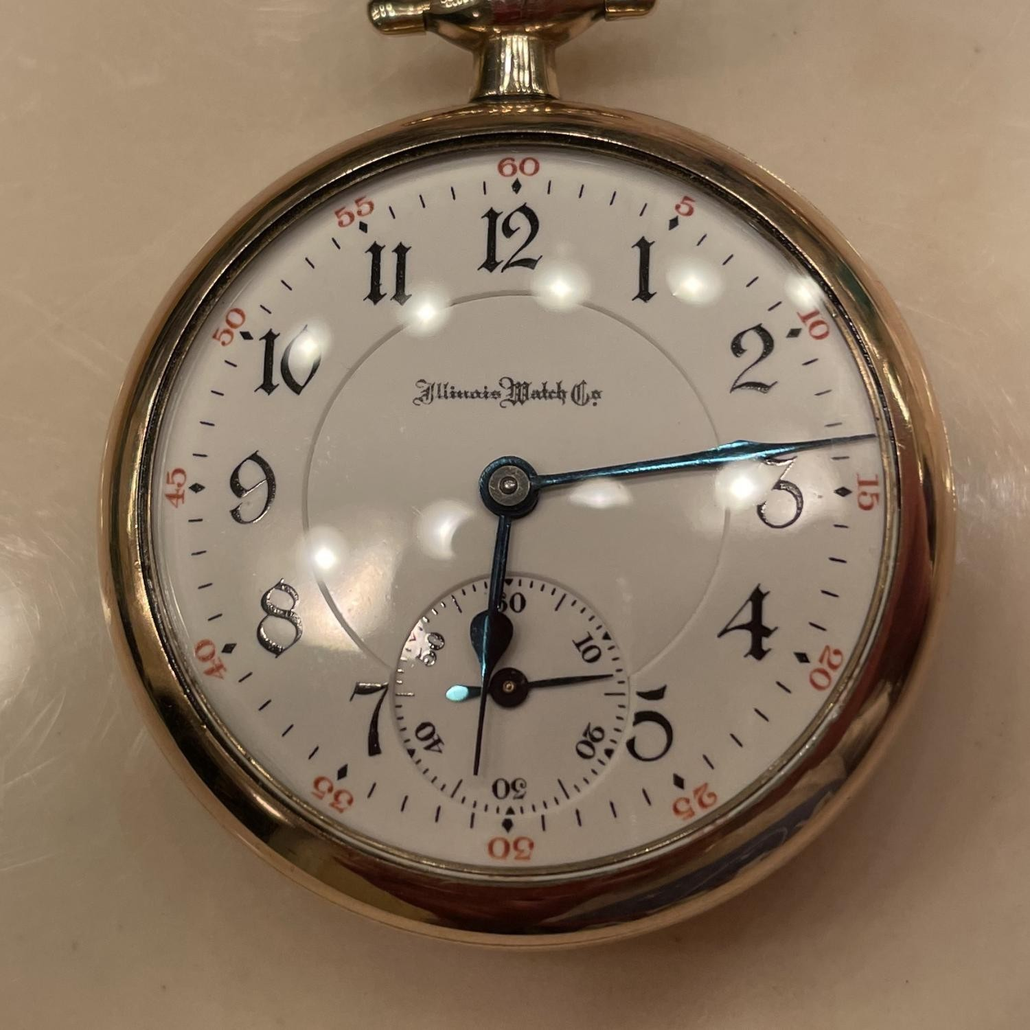 Image of Illinois 176 #1678692 Dial