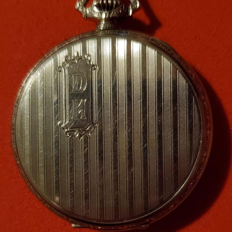 Image of E. Howard Watch Co. (Keystone) Series 12 #55770 Case