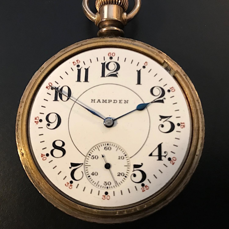 Image of Hampden Wm. McKinley #1891451 Dial