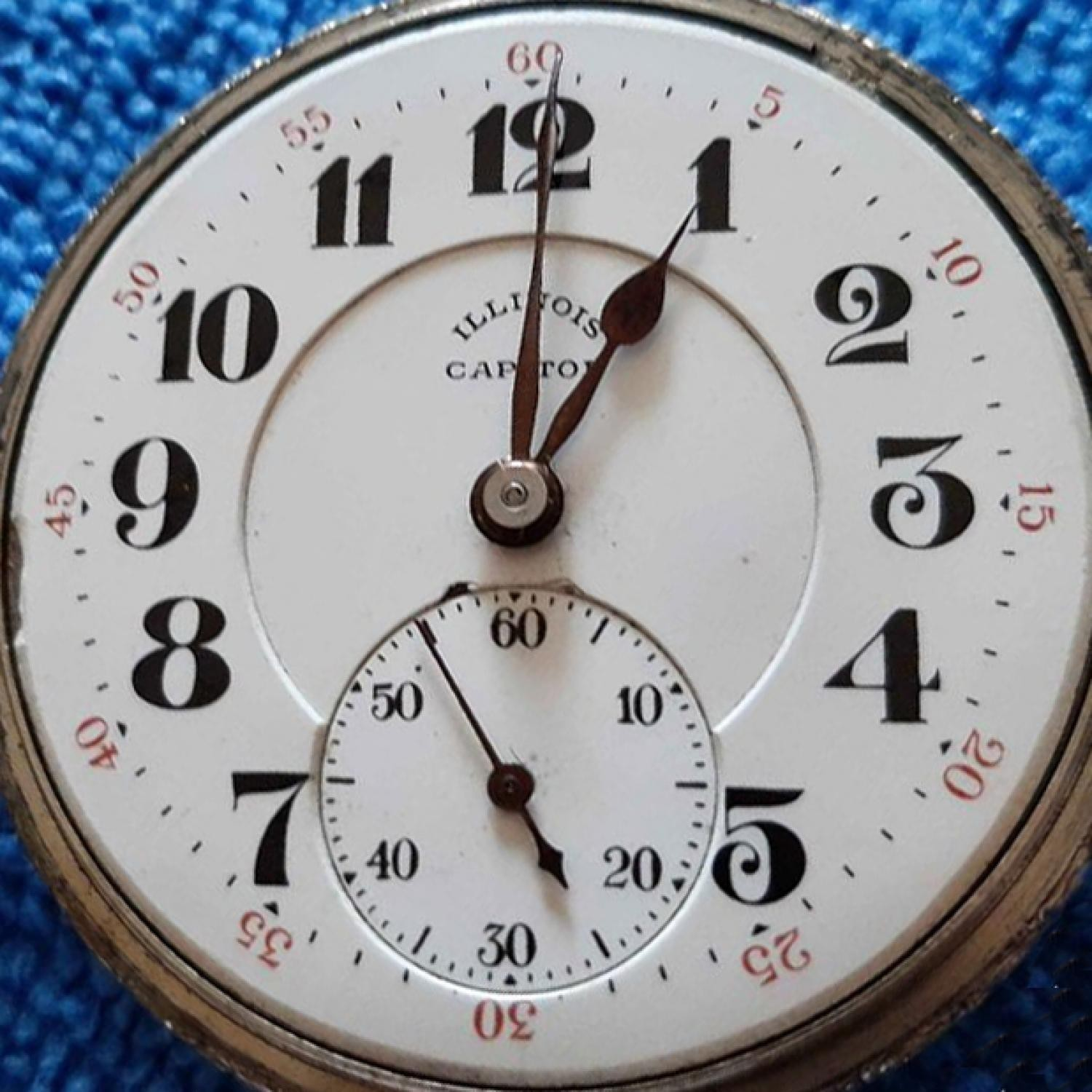 Image of Illinois 606 #4557695 Dial