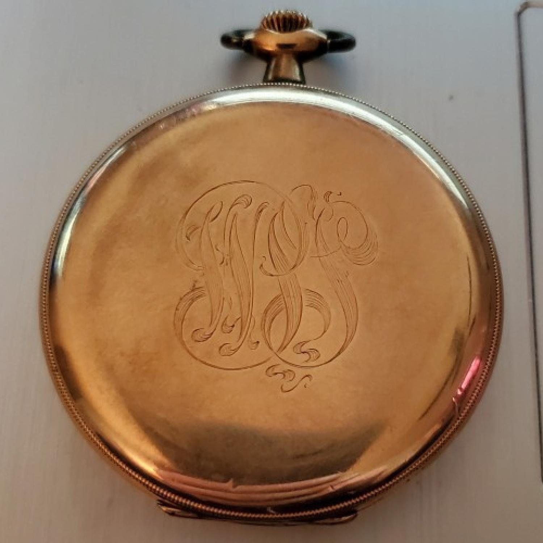 Image of E. Howard Watch Co. (Keystone) Series 7 #1162277 Case