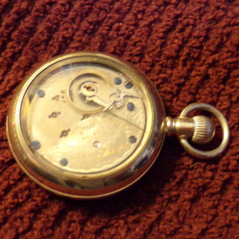 Image of Hampden The Dueber Watch Co. #2195957 Case