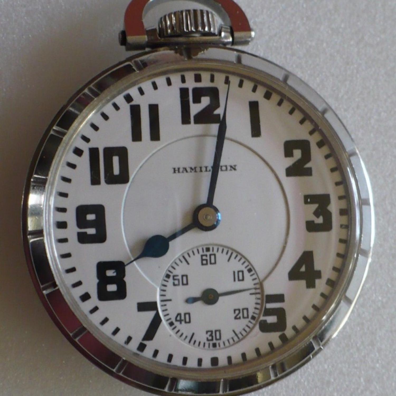 Image of Hamilton 992 #2456349 Dial