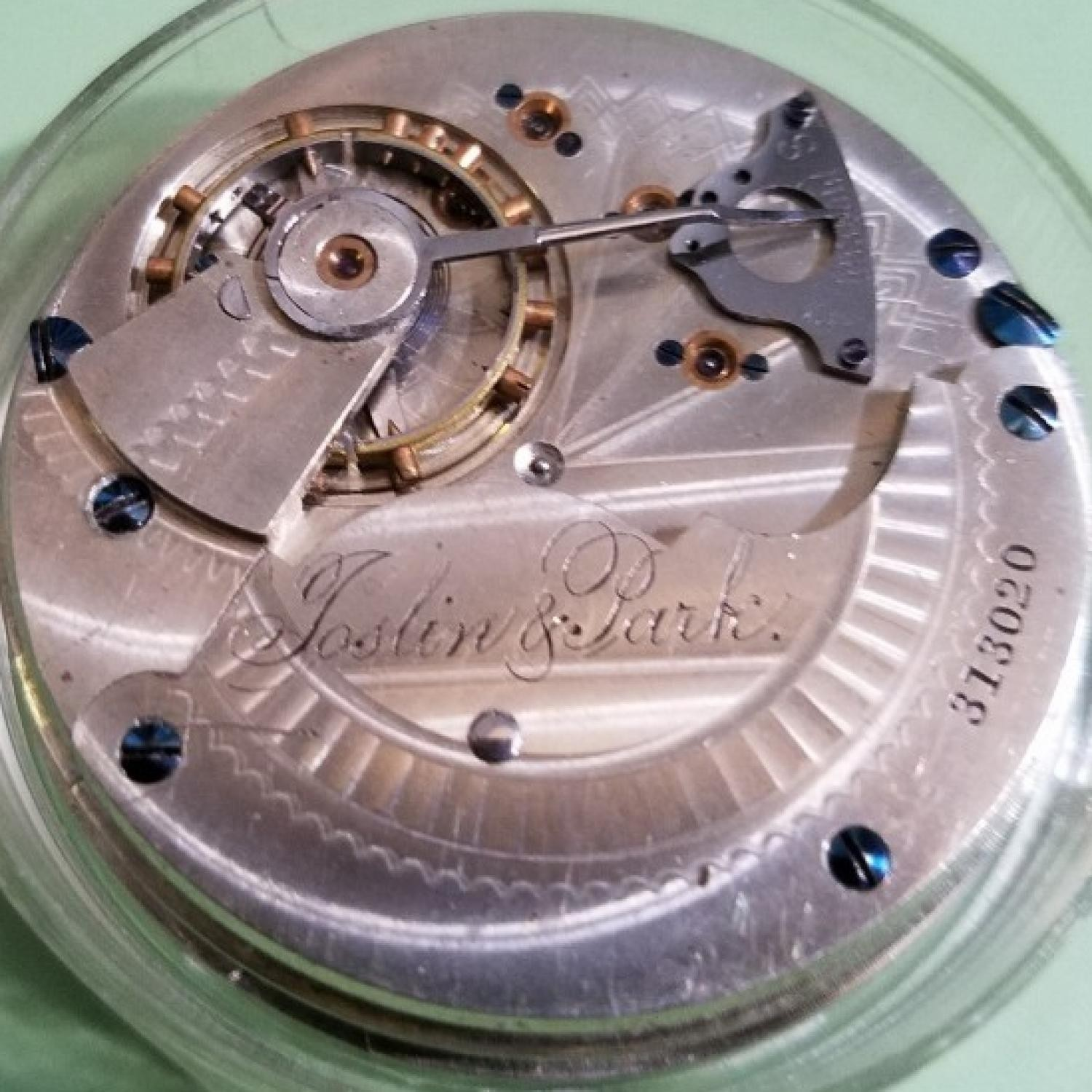 Image of Rockford 83 #313020 Movement
