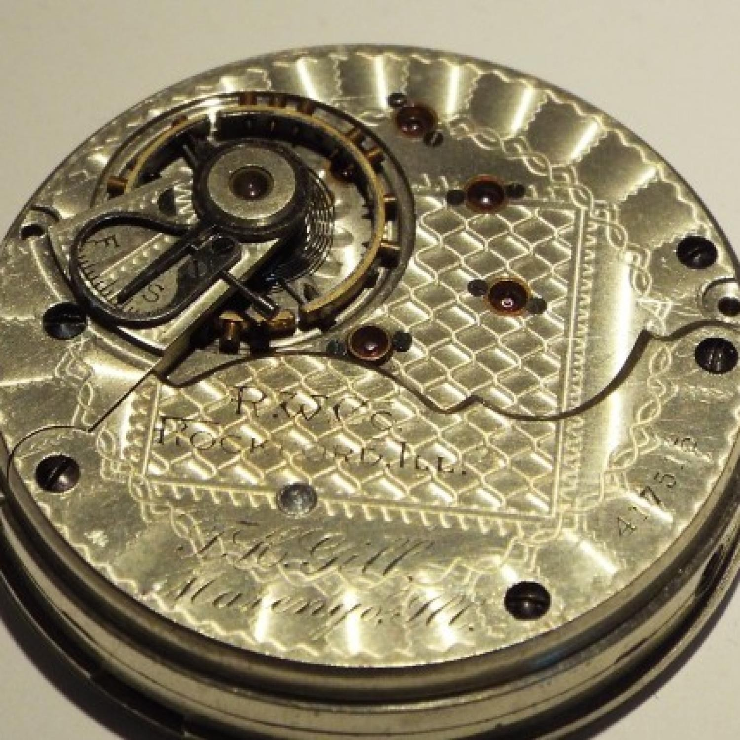 Image of Rockford 83 #417515 Movement