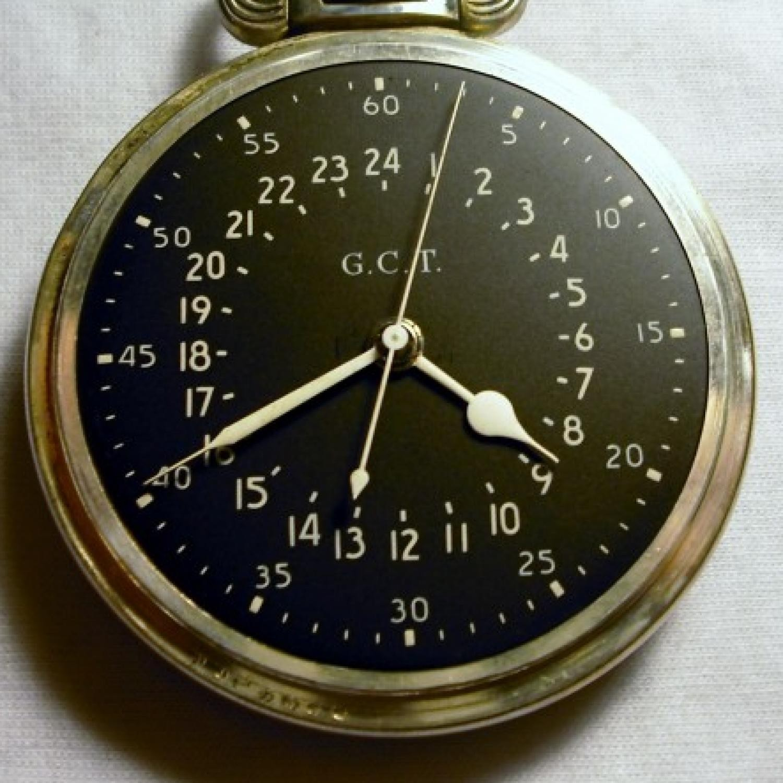 Image of Hamilton 4992B #4C46205 Dial