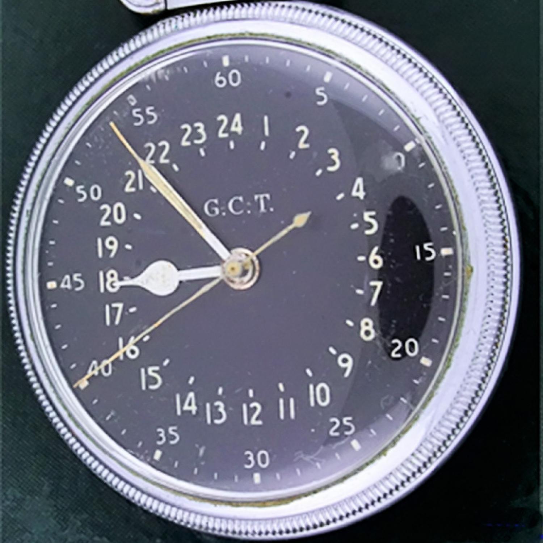 Image of Hamilton 4992B #4C12306 Dial
