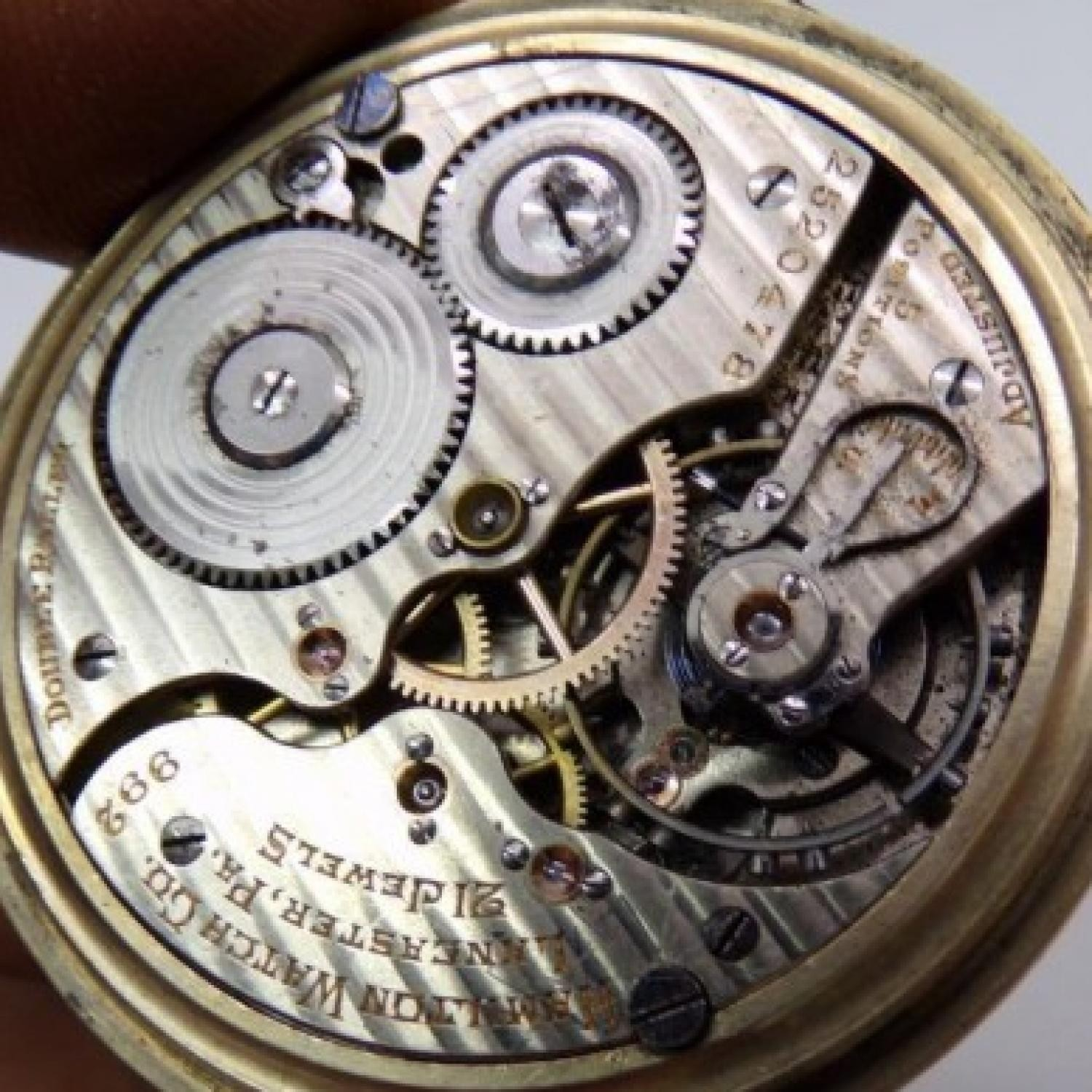 Image of Hamilton 992 #2520478 Movement