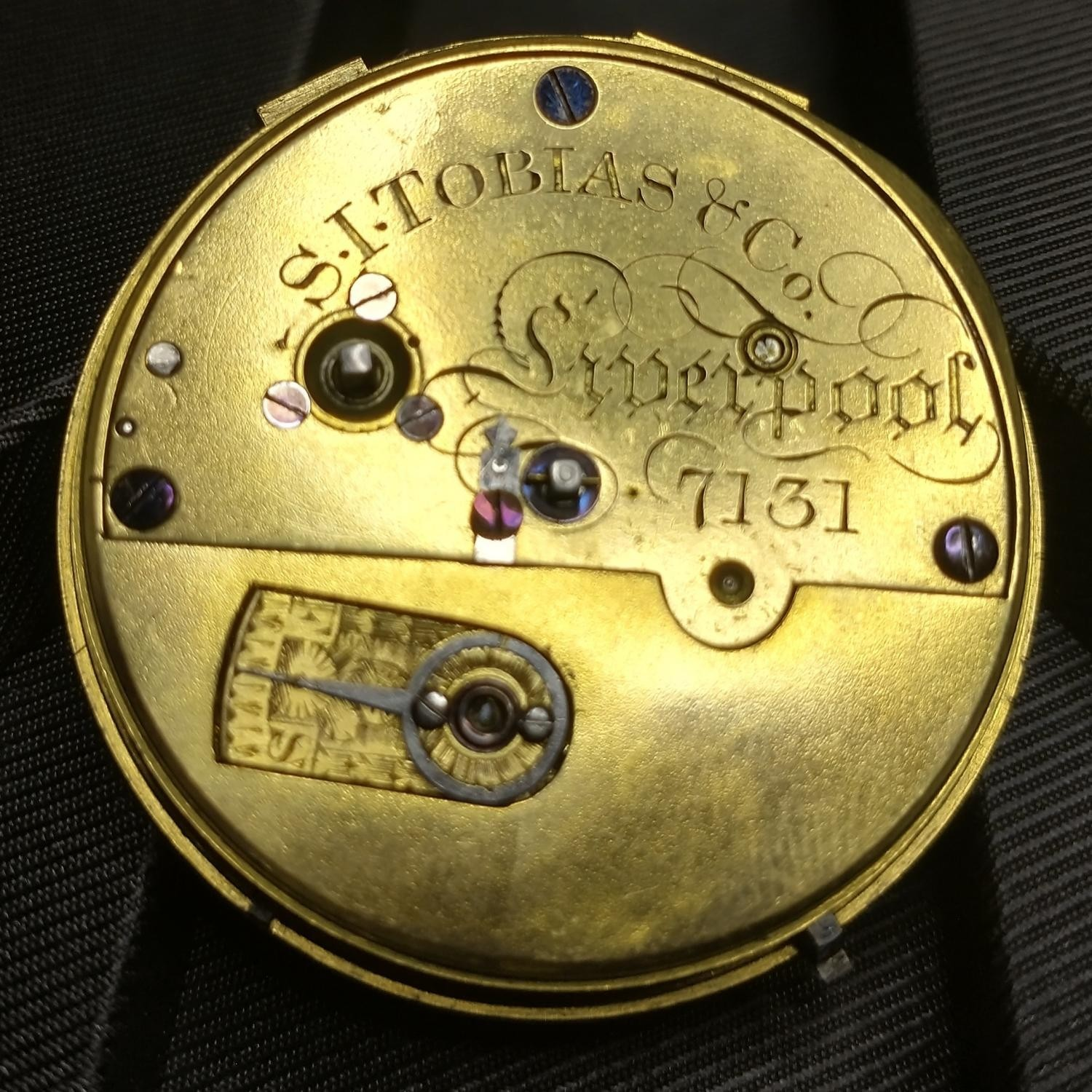 Image of Other S.I. TOBIAS & Co. Mid 1800's #7131 Case