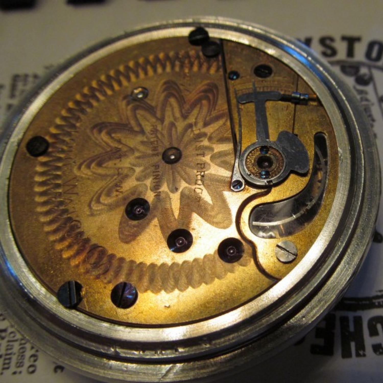 Image of Keystone Standard Watch Co. Dust Proof #332870 Movement