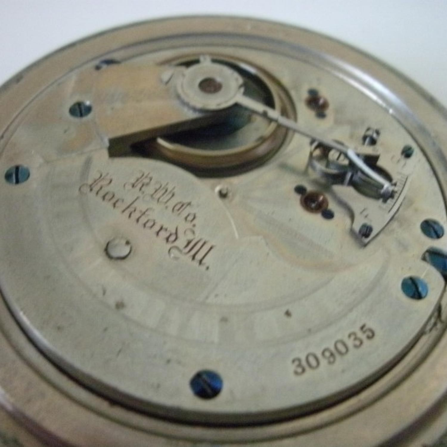 Image of Rockford 83 #309035 Movement