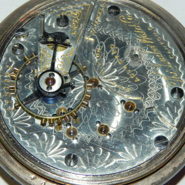Image of Hampden Dueber Watch Co. #1751151 Movement