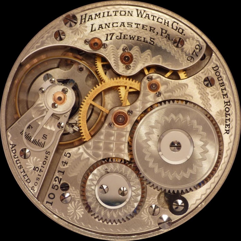 Image of Hamilton 972 #1052145 Movement