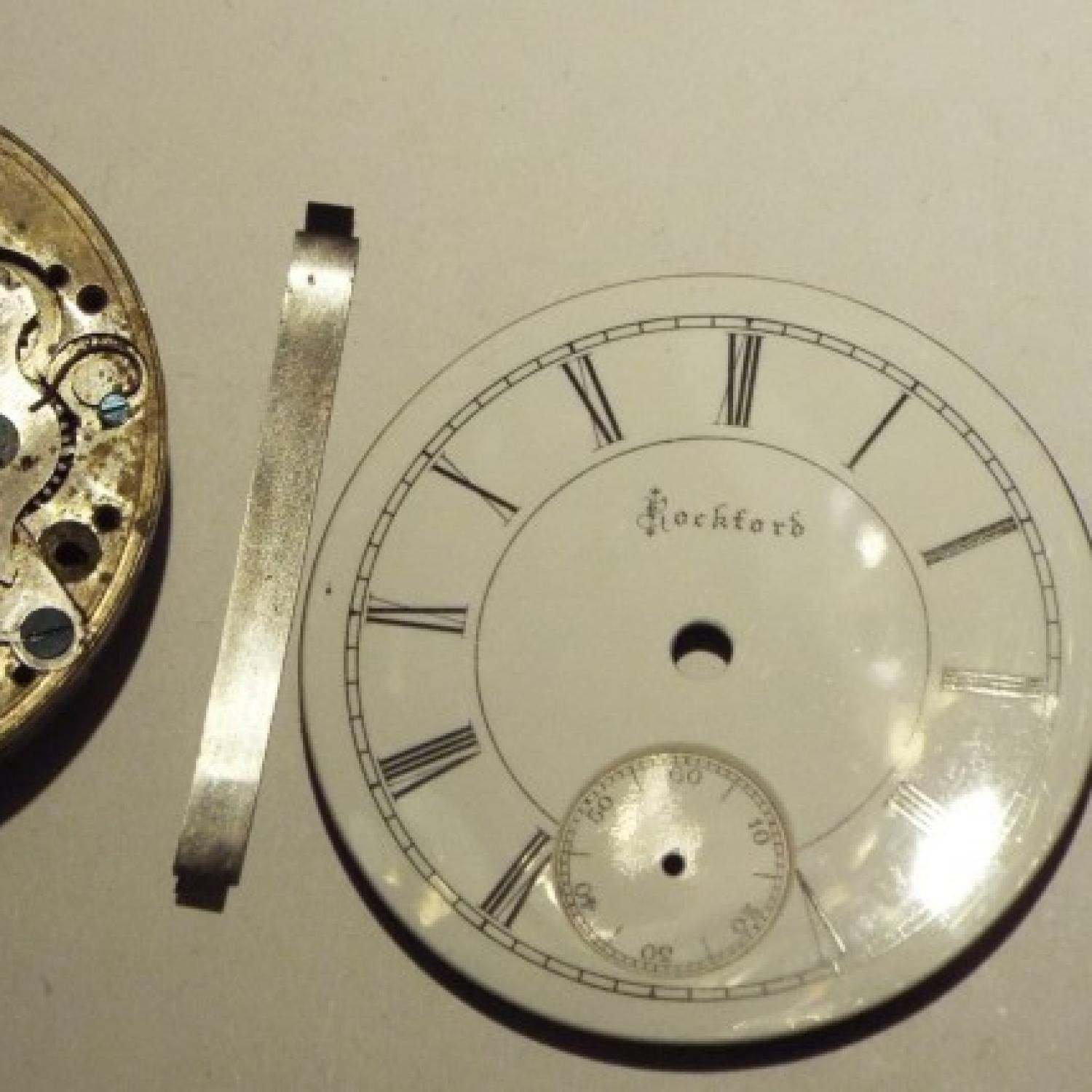 Image of Rockford 83 #417681 Dial