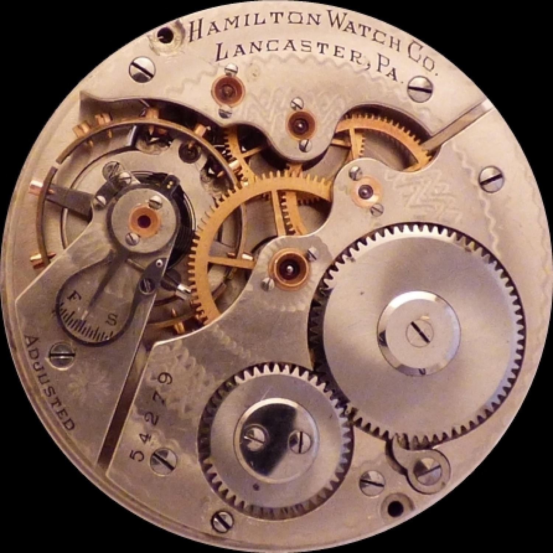 Image of Hamilton 974 #54279 Movement