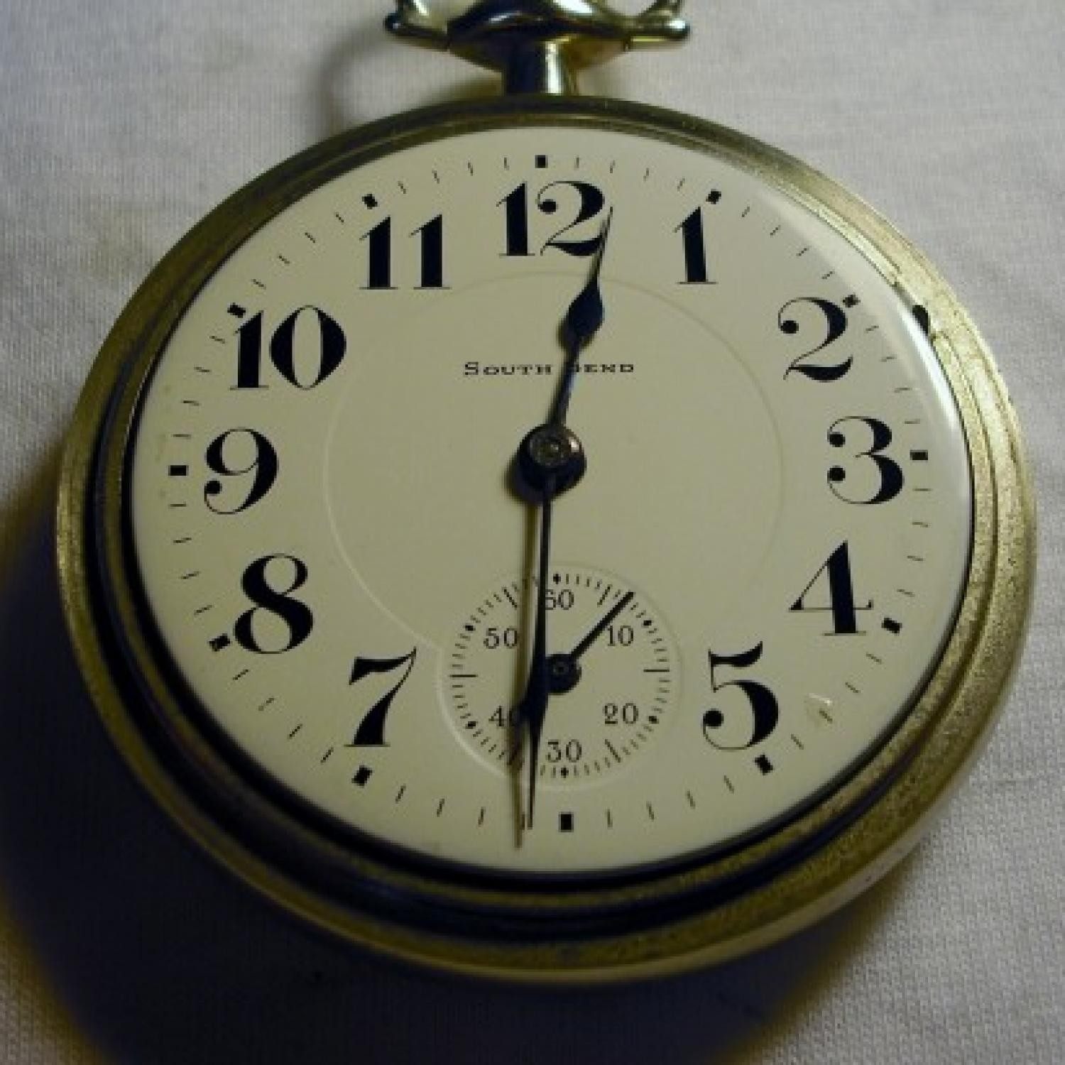 Image of South Bend 313 #756496 Dial