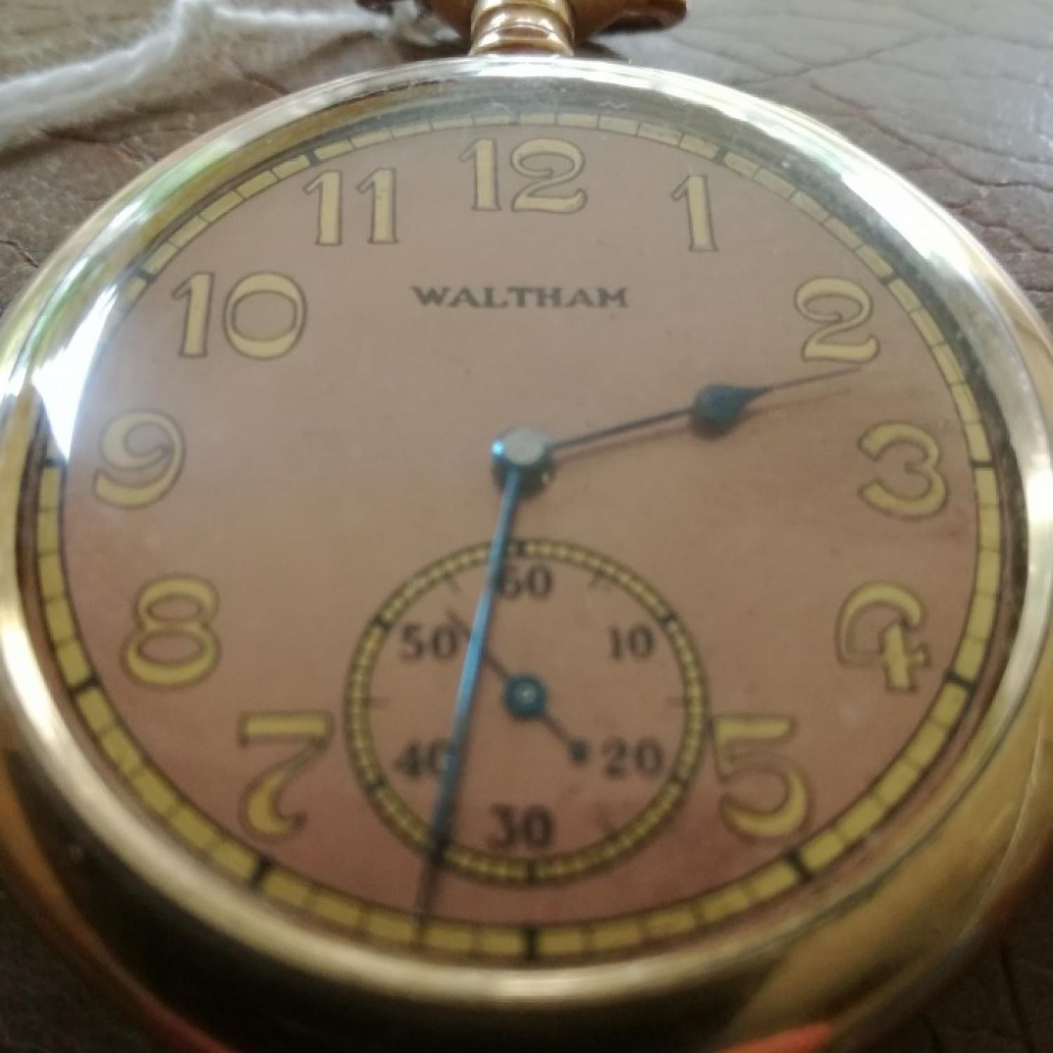 Image of Waltham Royal #11008919 Dial