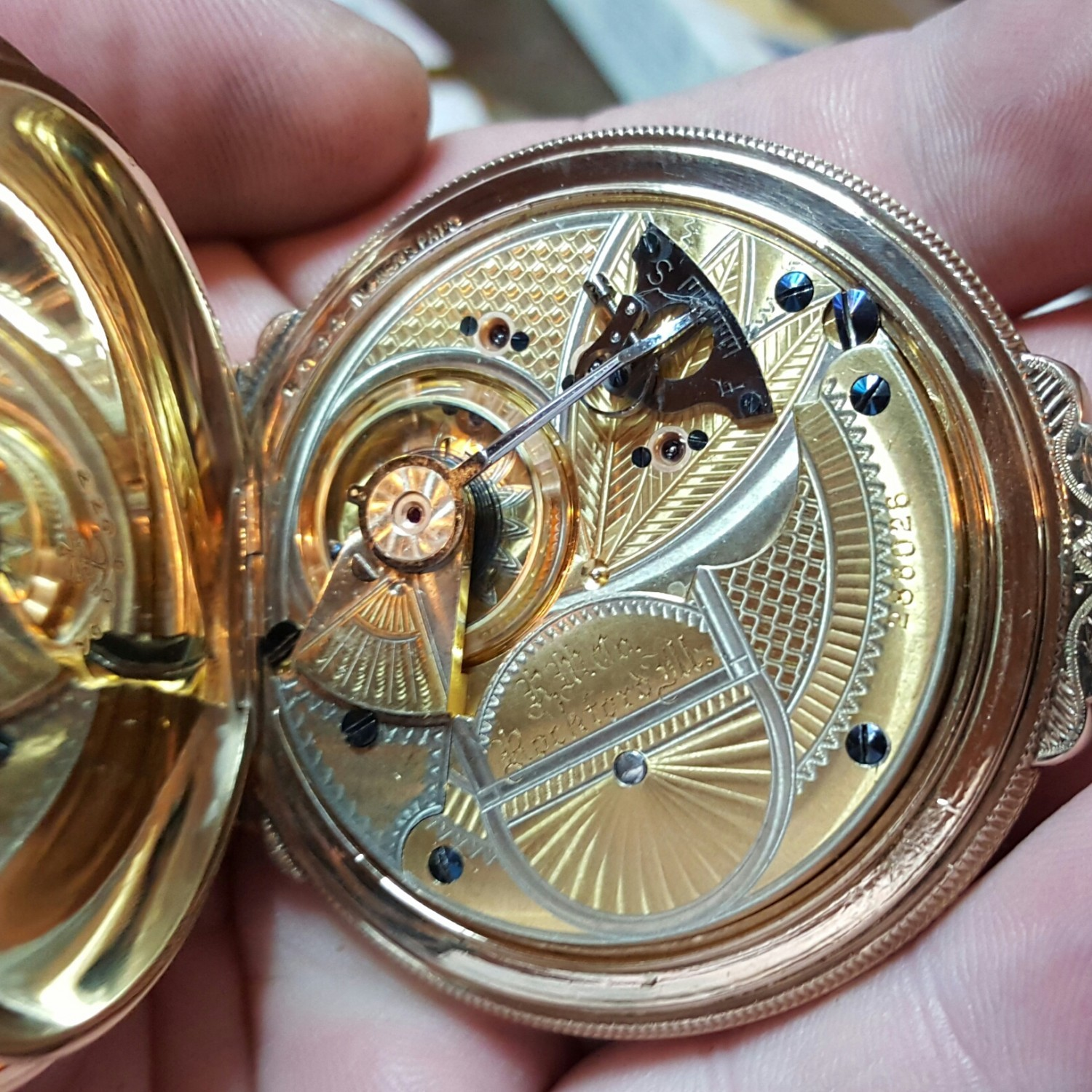 Image of Rockford 83 #286026 Movement
