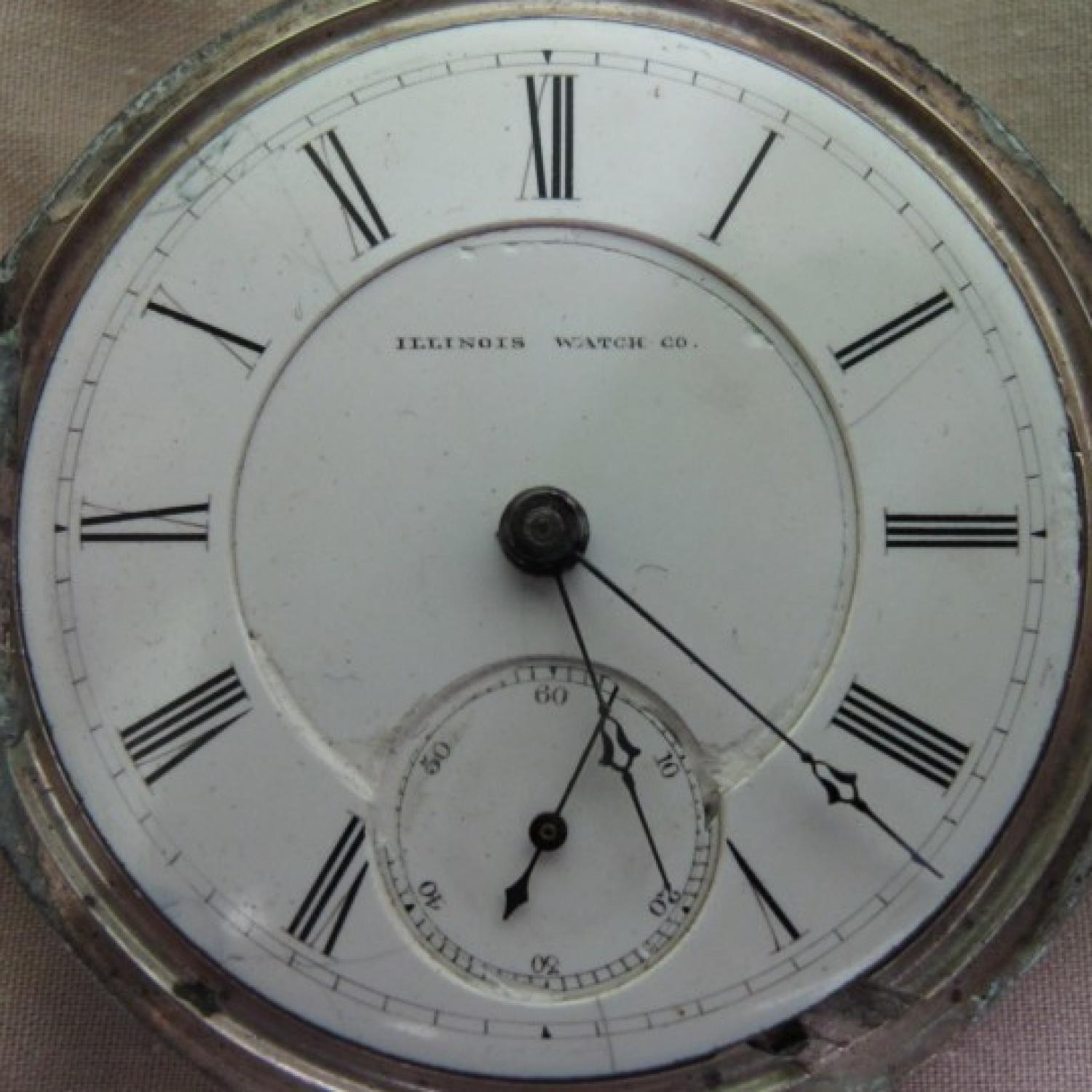 Image of Illinois 101 #251929 Dial