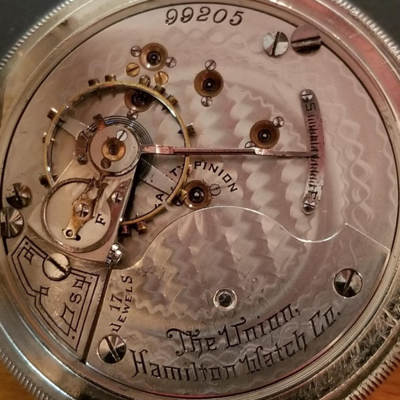 Image of Hamilton 925 #99205 Movement