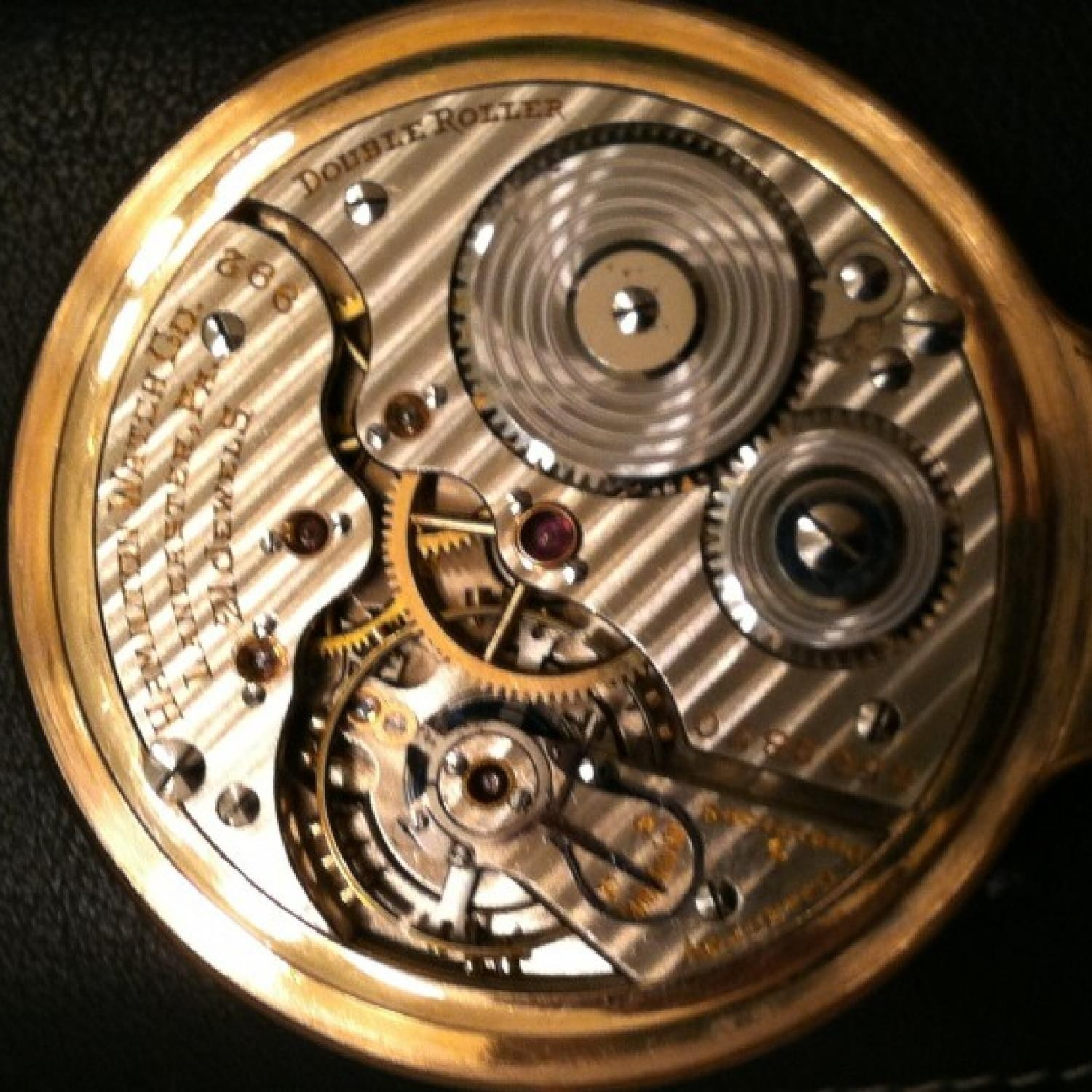 Image of Hamilton 992 #2503870 Movement