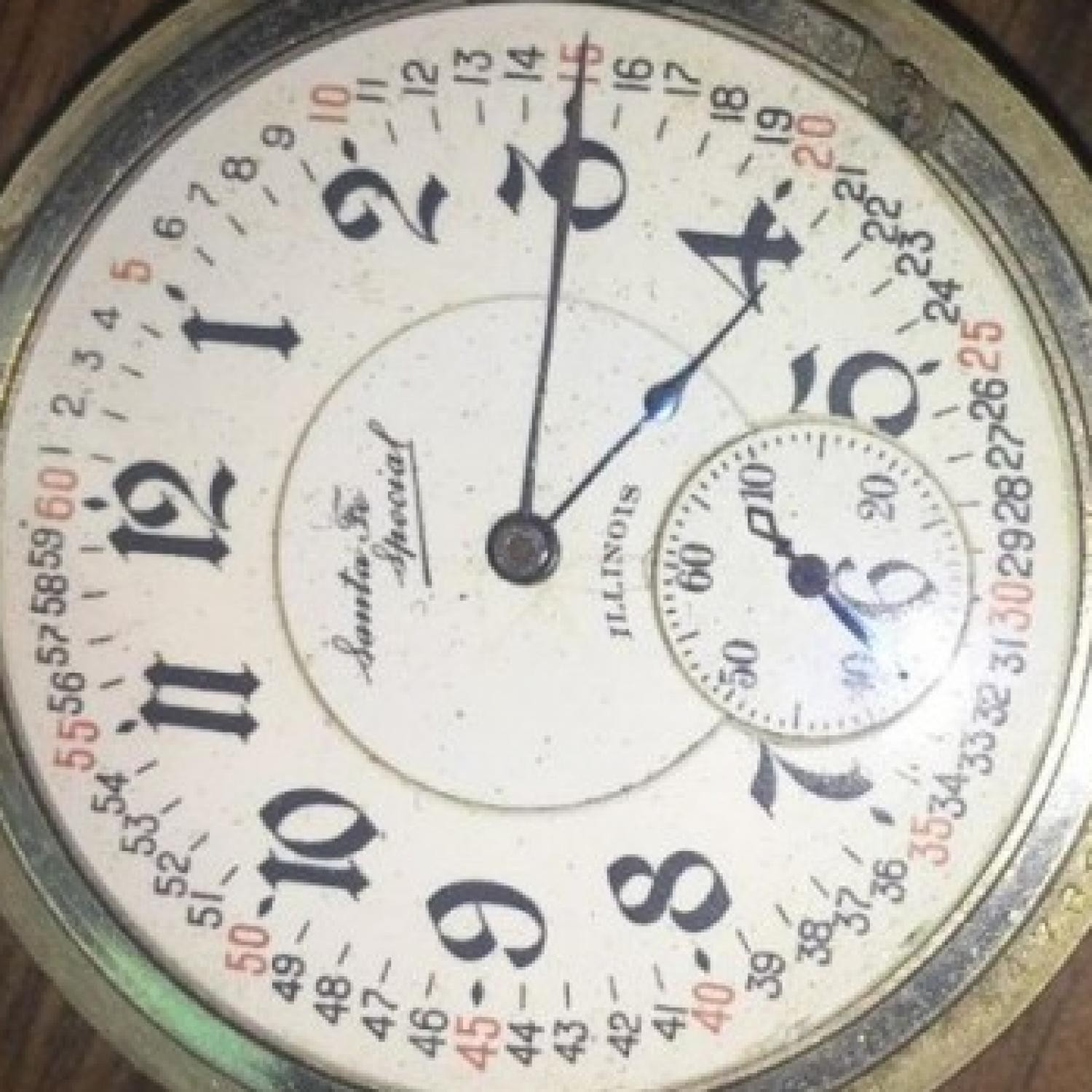 Image of Illinois 806 #2976599 Dial