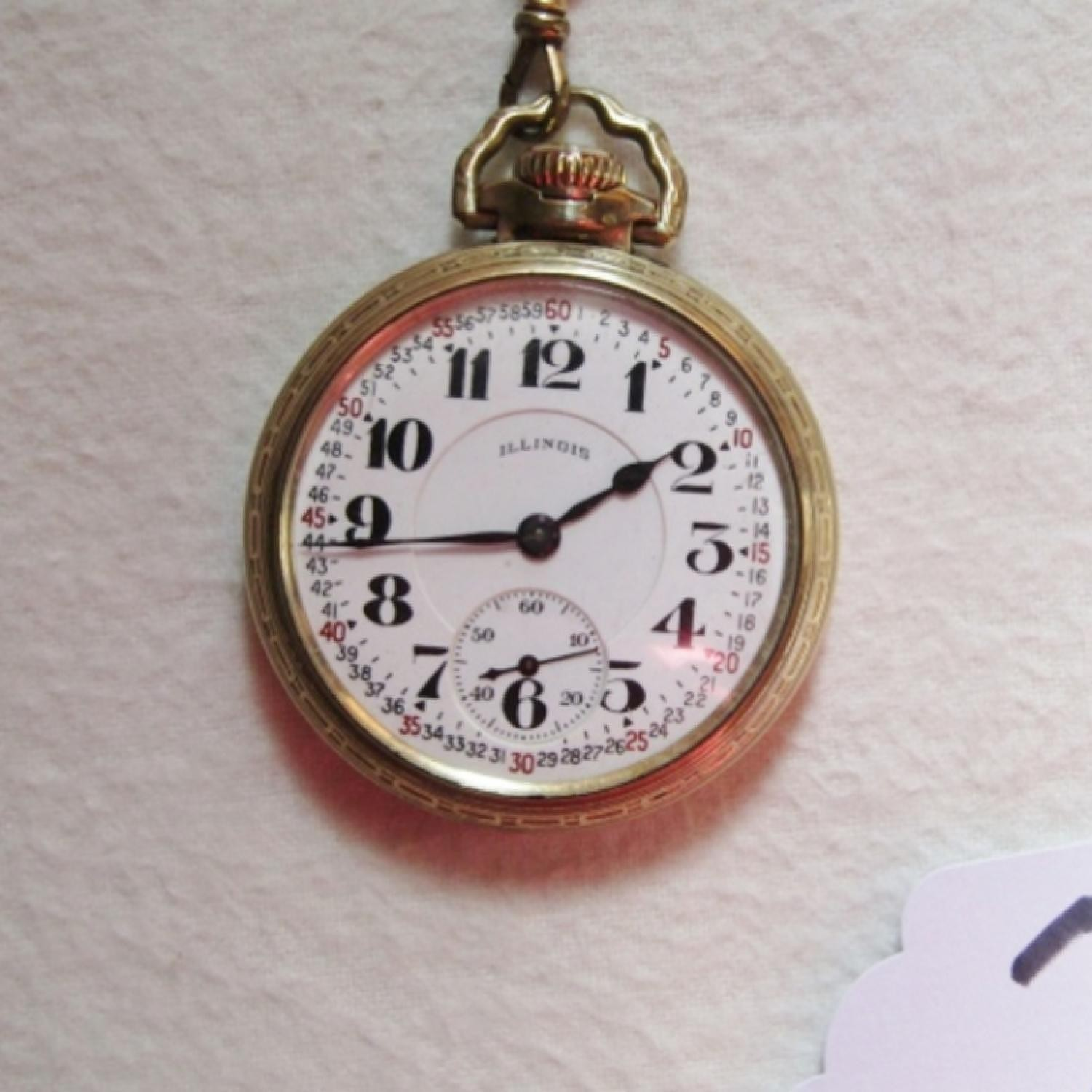 Image of Illinois Bunn Special #4788927 Dial