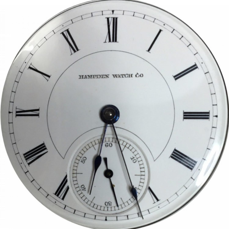 Image of Hampden No. 70 #433814 Dial