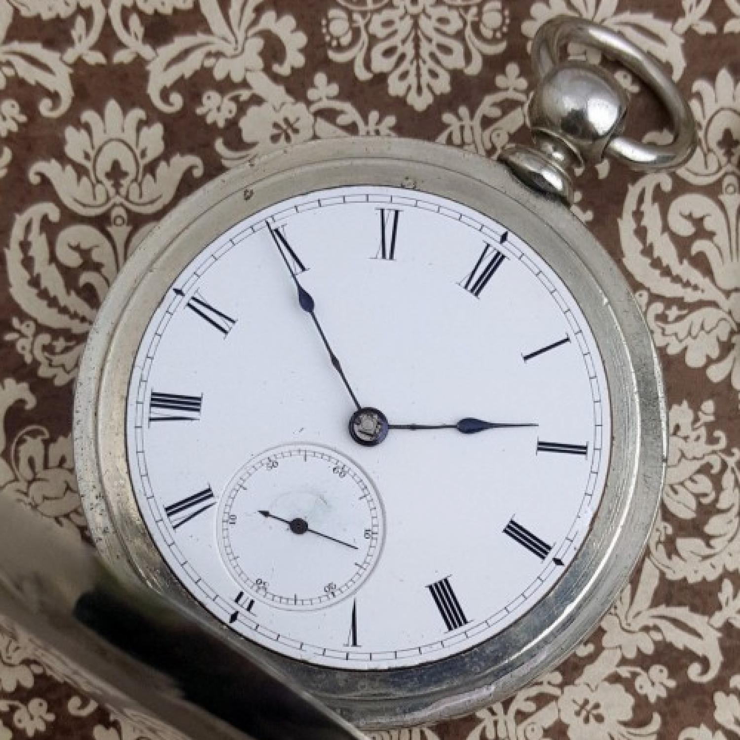 Image of Independent Watch Co.  #121240 Dial