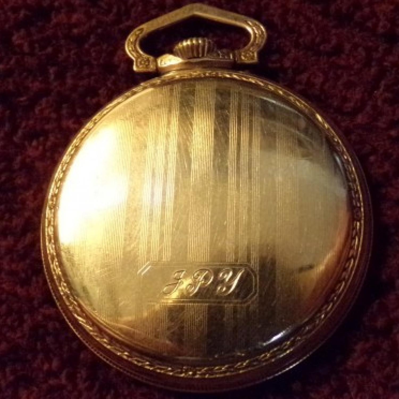 Image of Hamilton 992B #C305504 Case