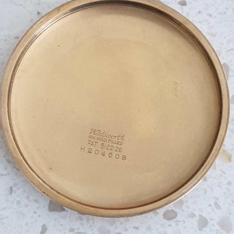 Image of Hamilton 992E #2629840 Case