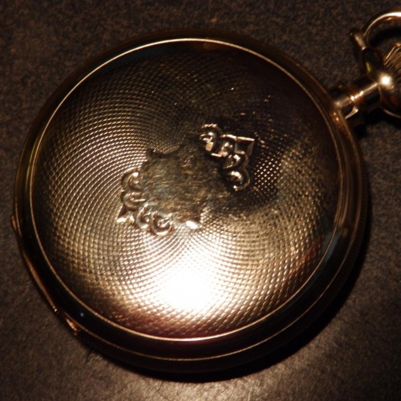 Image of E. Howard Watch Co. (Keystone) Series 2 #914169 Case