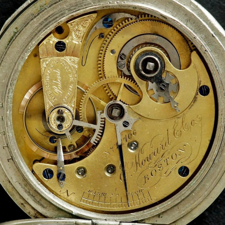 Image of E. Howard & Co. Series III #11706 Case