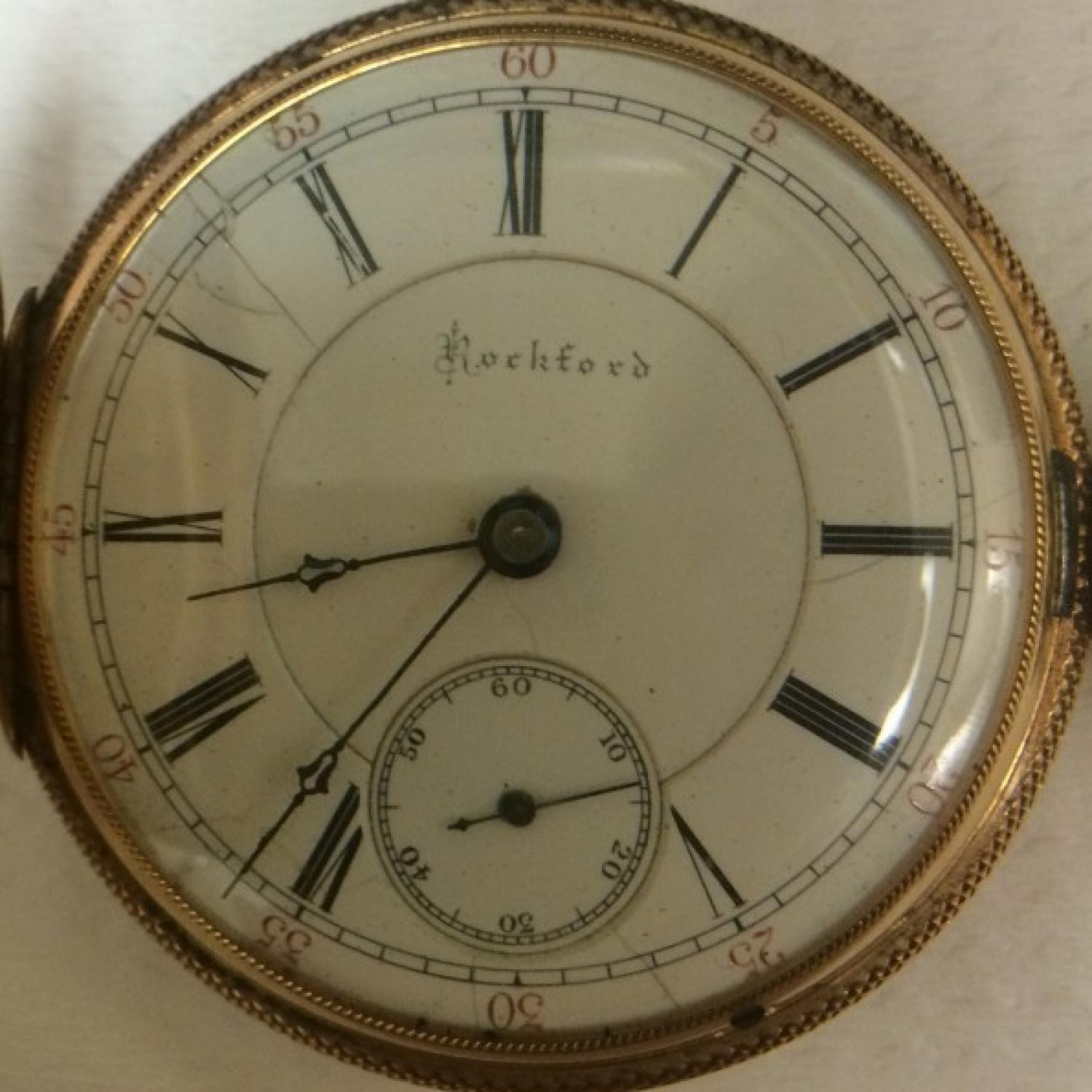 Image of Rockford 83 #267110 Dial