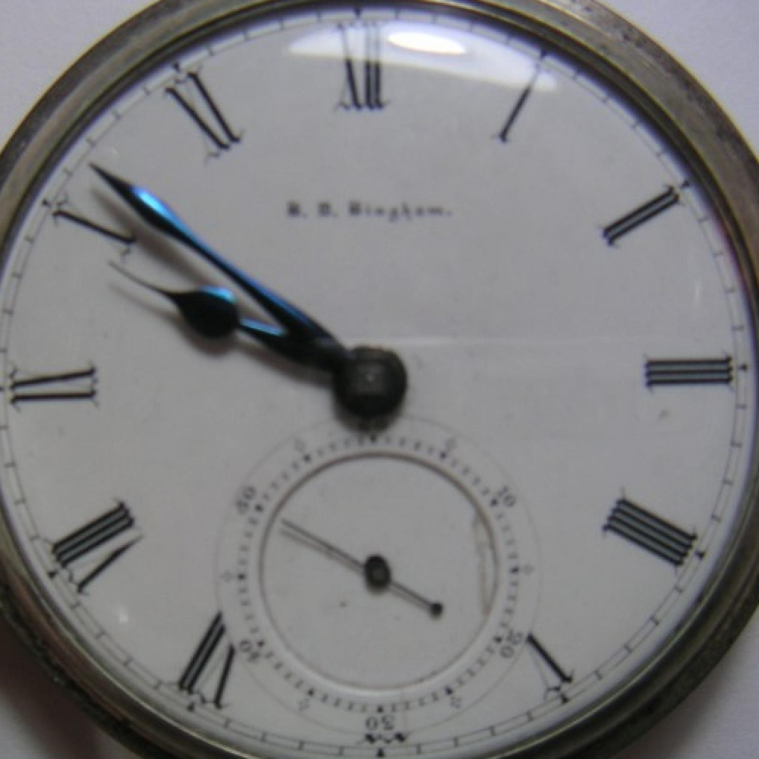 Image of Tremont Watch Co. Tremont Watch Co. #1868 Case