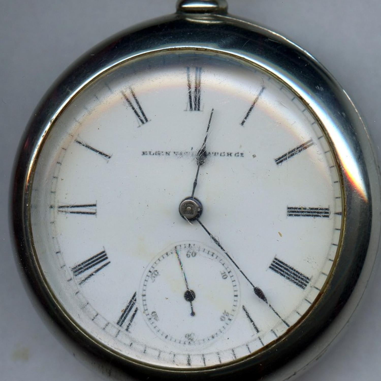 Image of Elgin 97 #1840322 Dial