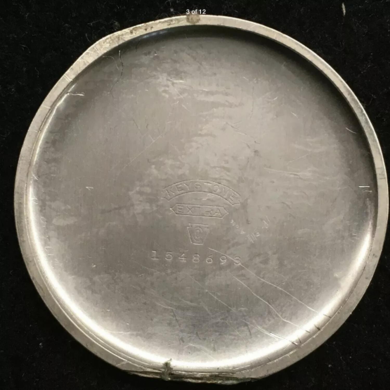 Image of E. Howard Watch Co. (Keystone) Series 7 #1366776 Case