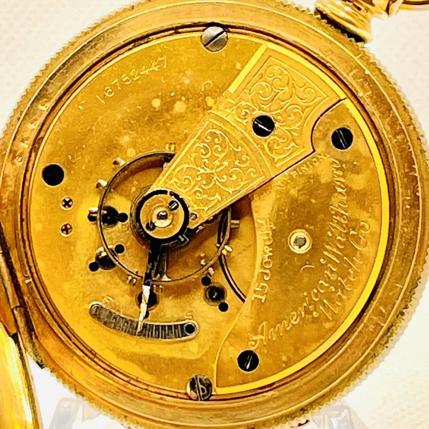 Image of Waltham Sterling #16752447 Movement