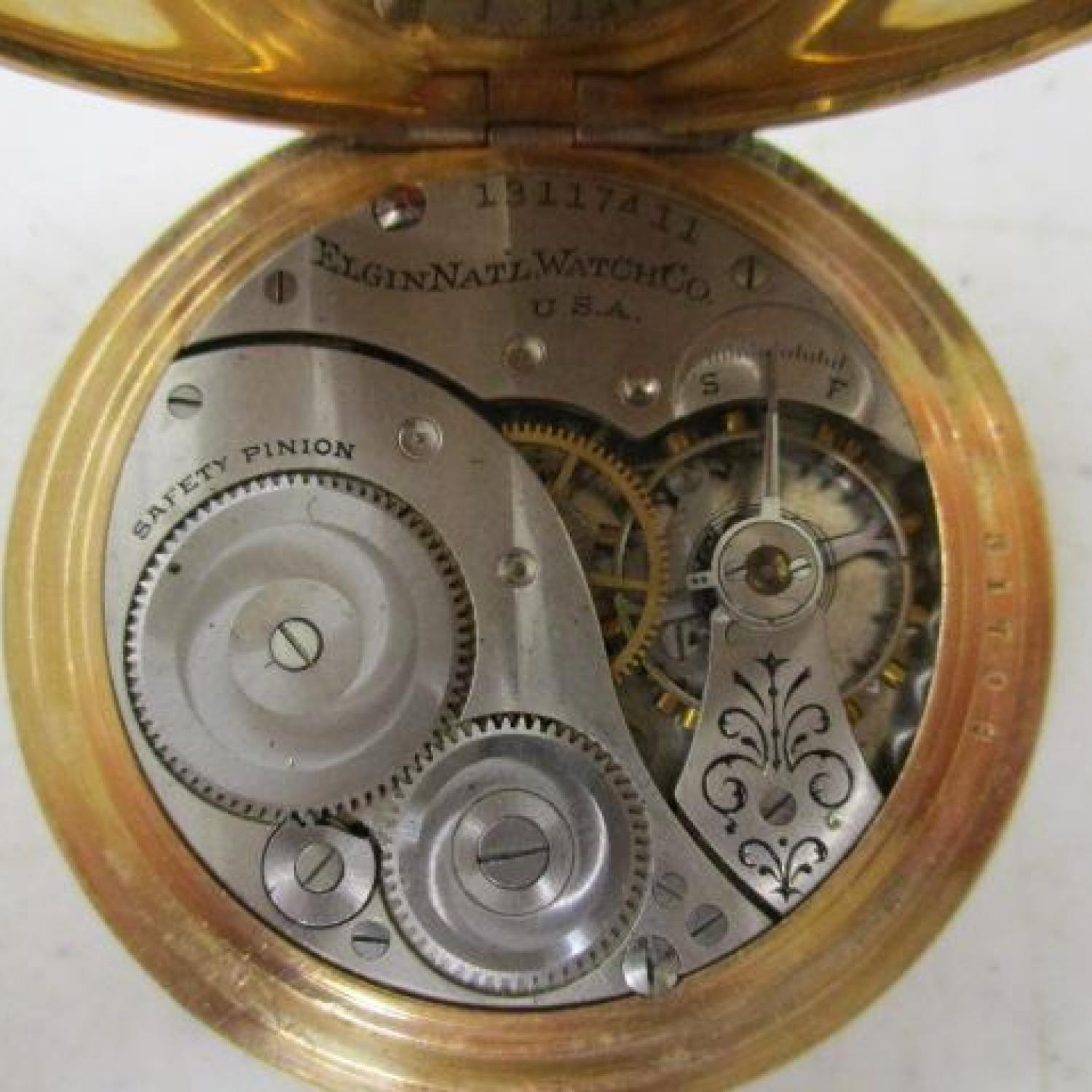 Image of Elgin 356 #13117411 Movement